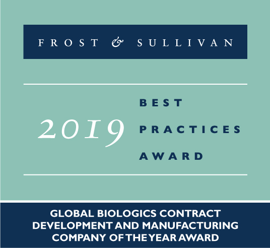 Frost & Sullivan Best Practices Award