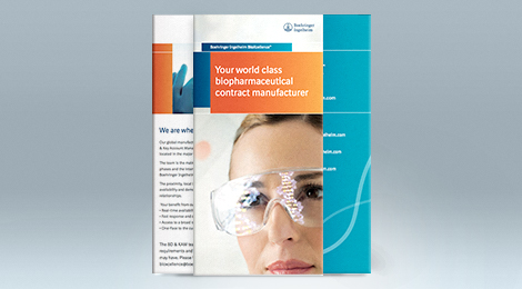 Learn more about the contract manufacturing business of Boehringer Ingelheim BioXcellence™